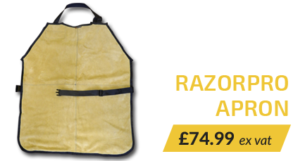 Razorpro Heavy Duty Puncture Resistant Body Protection PPE