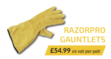 Razorpro Heavy Duty Puncture Resistant Safety Gloves PPE